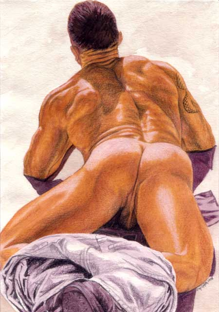 Filed under: Male Nudes ? Tags: gay, male, male nude, male nude art, Male ...